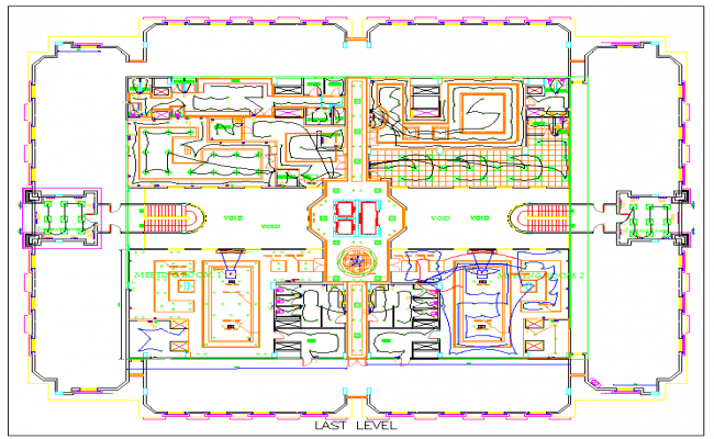 Electric house plan