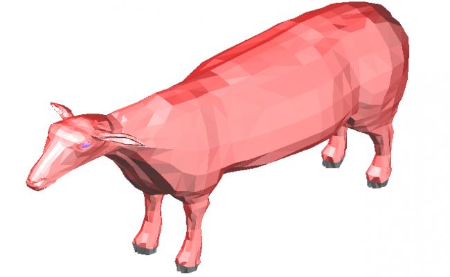 3d Lamb