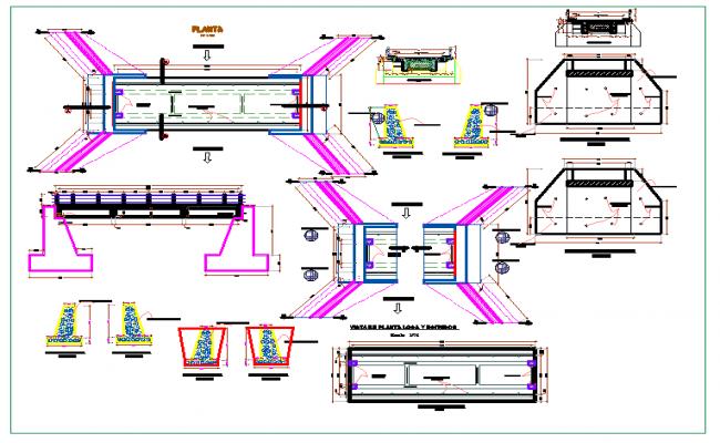 Bridge electric design