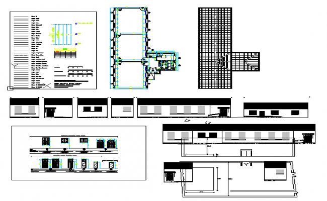 Exhibition hall dwg, Exhibition Hall design