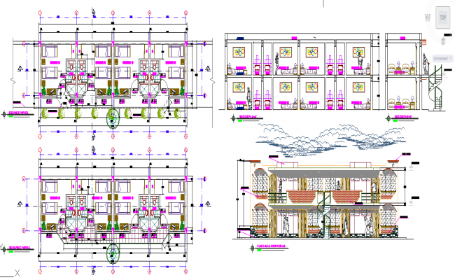 Hotel project detail