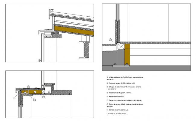 Machinery Cutting section design