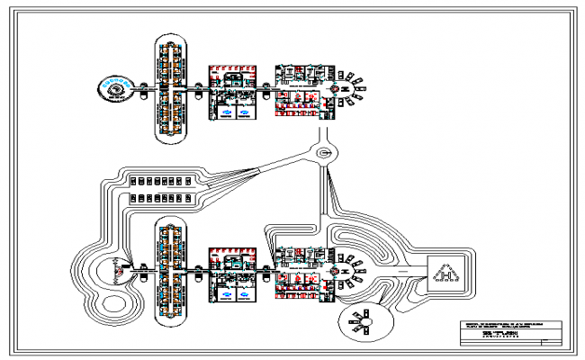 Hospital Lay-out Design