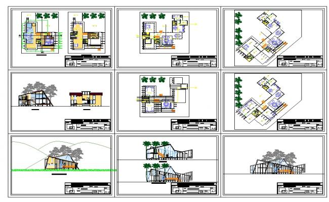 3 BHK House Plan