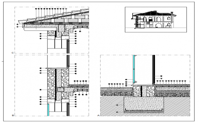 House Structure Design