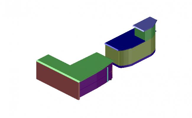 3D Furniture Detail