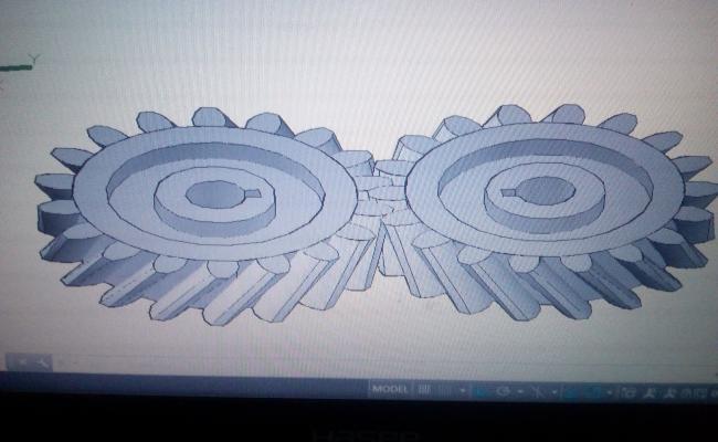 3D Gear Design