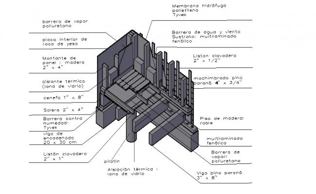 3D Section In DWG File