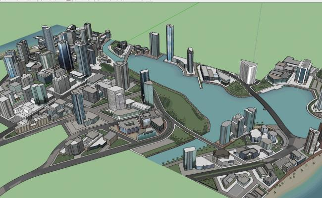 3D Township