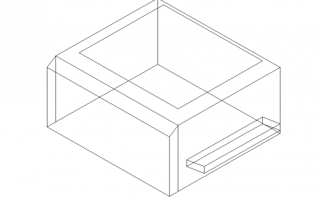 3D image of a zerox machine