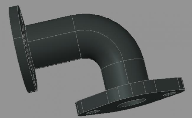 3D plumbing material details