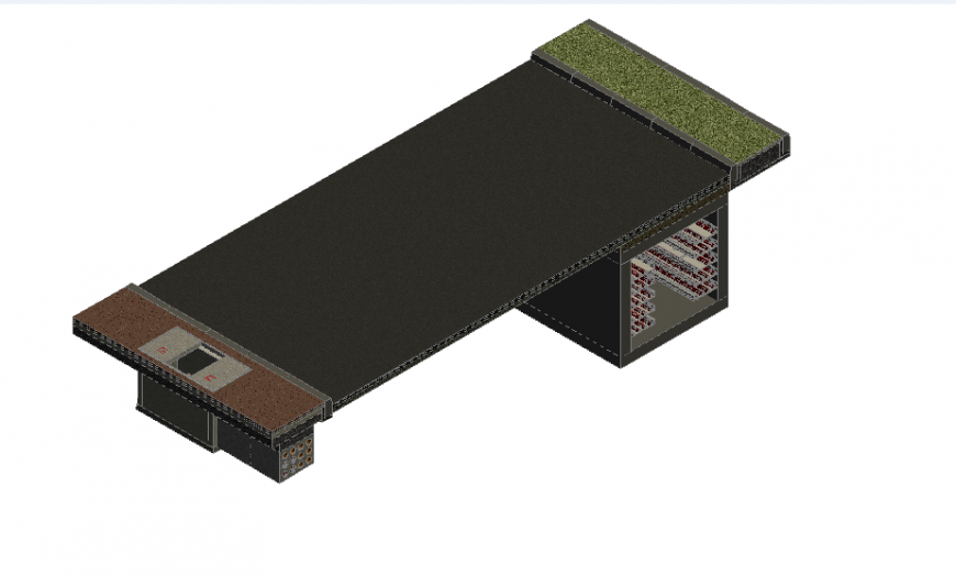 3 D bank collector electrical product