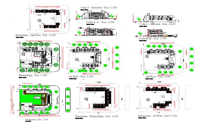 Hotel design project