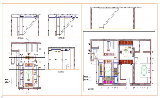 Ceiling level Design
