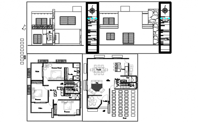3bhk house details