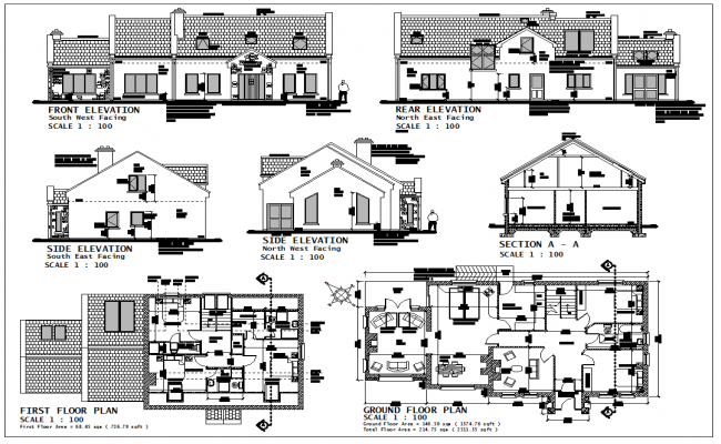 Propose plan of House
