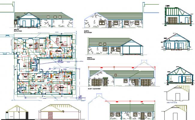 Single Storey House Plan