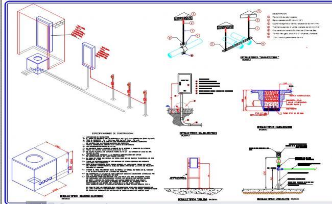 Construction detail Design