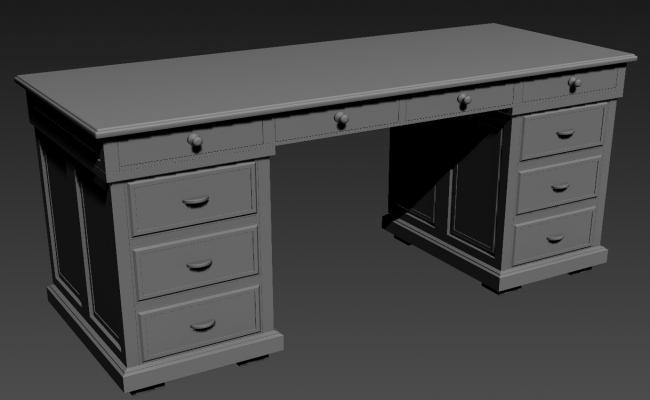 3d Furniture Table Design Max File Free Download