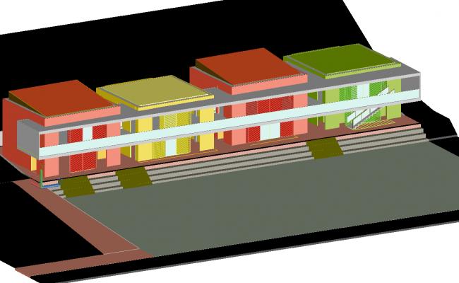 3d House plan dwg file. on revit house plans, sketchup house plans, autocad house plans, eps house plans, solidworks house plans,