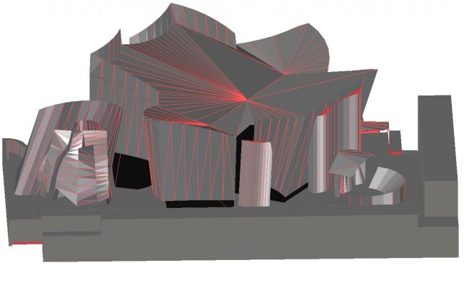 3d Museum project detail