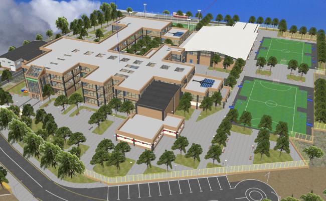 3d University Project Detail