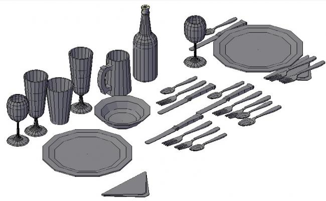 3d block stable ware