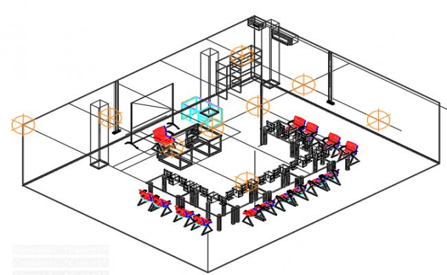 3d computer room