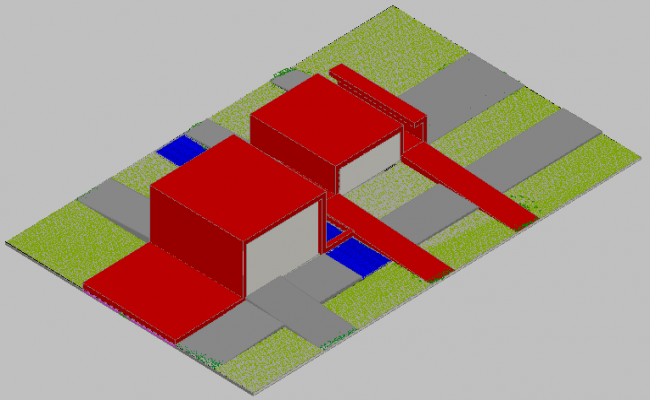 3d drawing dwg file