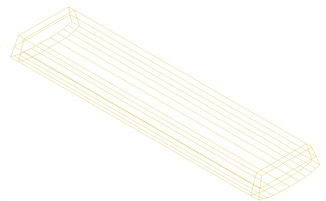 3d view of electrical All five LED_600 dwg file