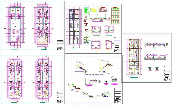 Modern Type hotel plan