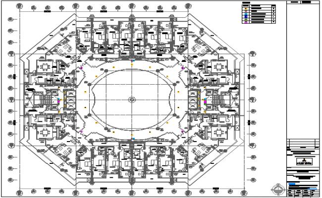 Sky  Apartment  Structure design