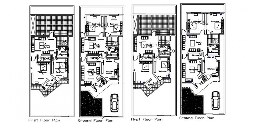 3d CAD drawings details of housing apartment dwg autocad file