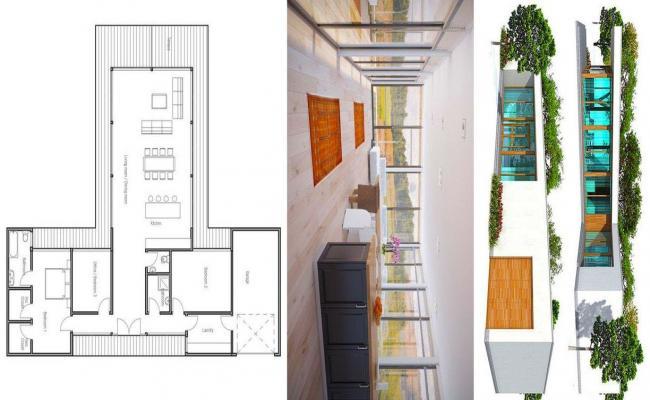 Simple single floor House