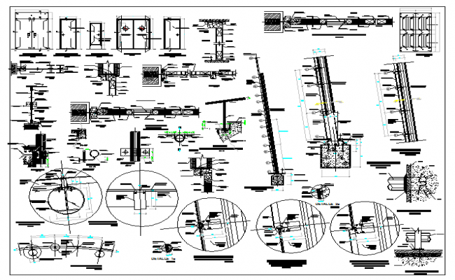 Steel Structure Detail