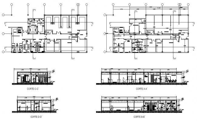 general laboratory plan