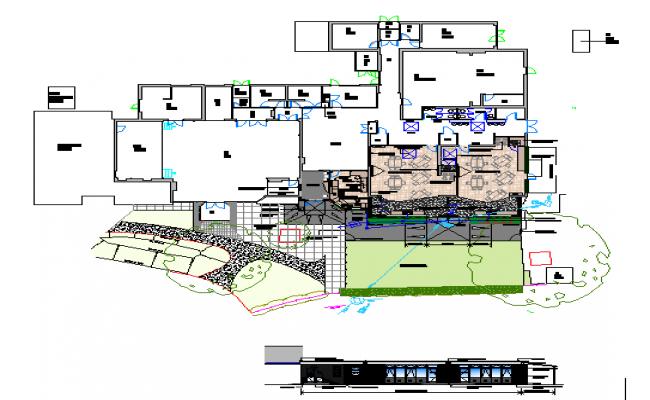 School Extension Design plan