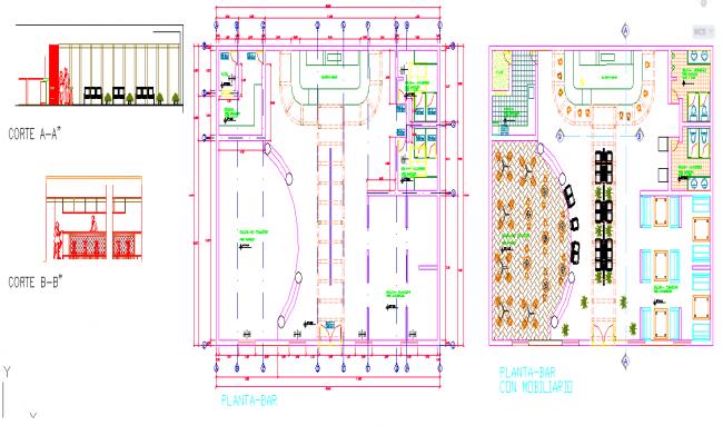 Coffee shop plan