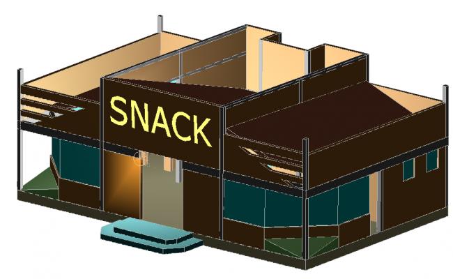 3d Snack