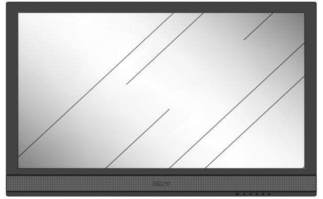 46 inch LCD tv .