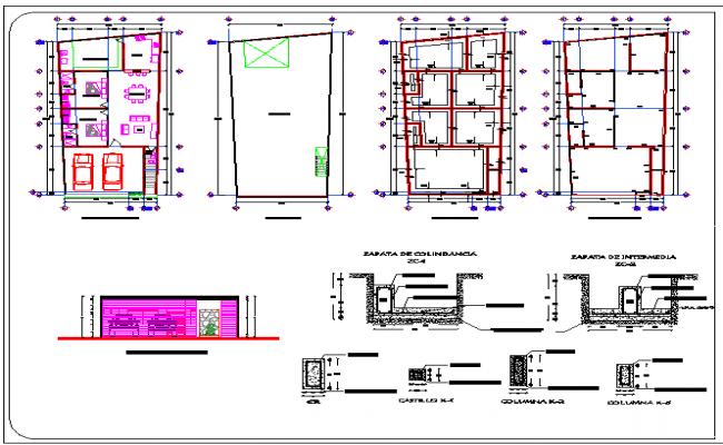 Foundation House Design