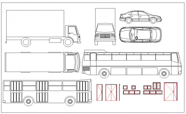 Vehicle Blocks