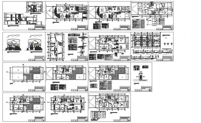 House design Detail
