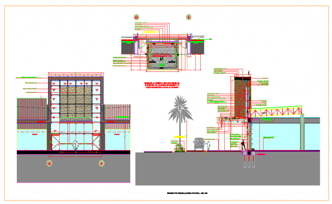 School Office Design