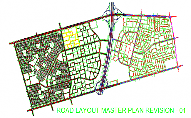 Road Lay-out