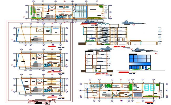 Clinic project design Plan