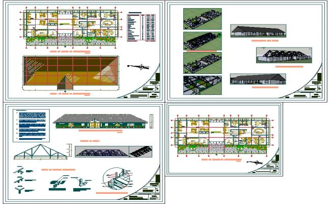 Government office project