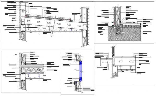 Construction Steel Detail
