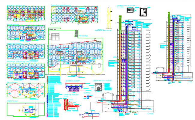 High - Rise Building Project