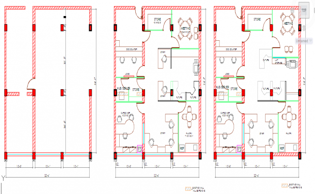 Office Lay-out design